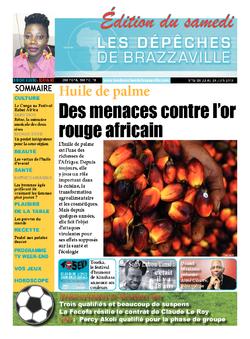 Les Dépêches de Brazzaville : Édition du 6e jour du 22 juin 2013