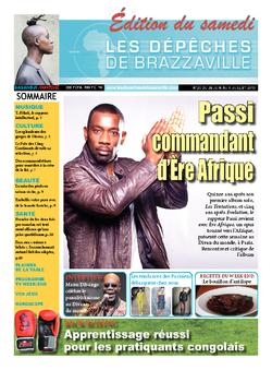 Les Dépêches de Brazzaville : Édition du 6e jour du 29 juin 2013
