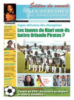 Les Dépêches de Brazzaville : Édition du 6e jour du 20 juillet 2013