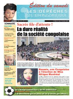 Les Dépêches de Brazzaville : Édition du 6e jour du 15 février 2014