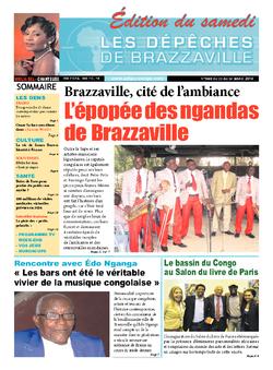 Les Dépêches de Brazzaville : Édition du 6e jour du 22 mars 2014