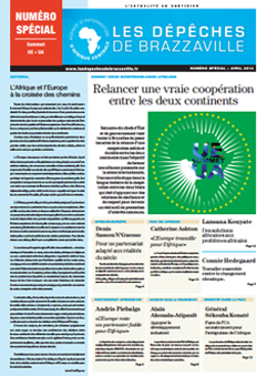 Les Dépèches de Brazzaville : Edition spéciale du 08 avril 2014