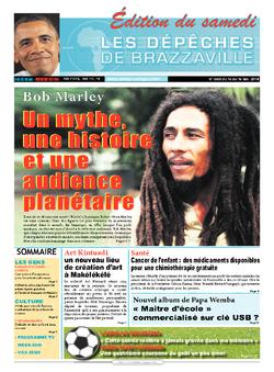Les Dépêches de Brazzaville : Édition du 6e jour du 10 mai 2014