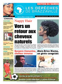 Les Dépêches de Brazzaville : Édition du 6e jour du 24 mai 2014