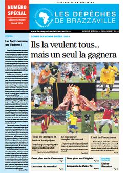 Les Dépèches de Brazzaville : Edition spéciale du 08 juin 2014