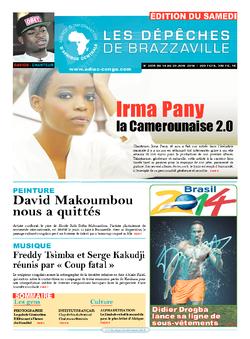 Les Dépêches de Brazzaville : Édition du 6e jour du 14 juin 2014