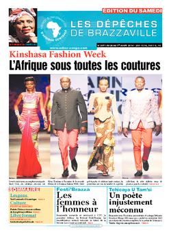 Les Dépêches de Brazzaville : Édition du 6e jour du 26 juillet 2014
