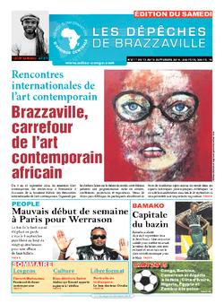Les Dépêches de Brazzaville : Édition du 6e jour du 13 septembre 2014