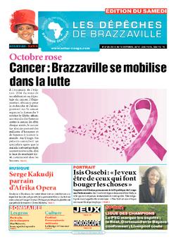 Les Dépêches de Brazzaville : Édition du 6e jour du 04 octobre 2014