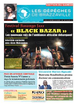 Les Dépêches de Brazzaville : Édition du 6e jour du 29 novembre 2014