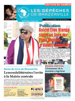 Les Dépêches de Brazzaville : Édition du 6e jour du 06 décembre 2014