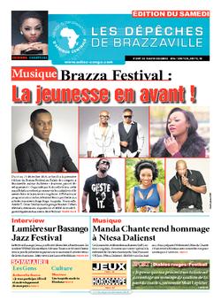 Les Dépêches de Brazzaville : Édition du 6e jour du 13 décembre 2014