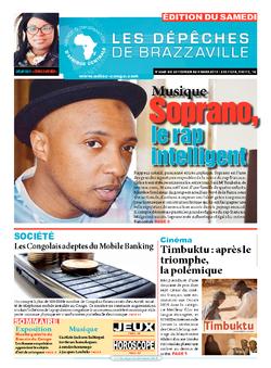 Les Dépêches de Brazzaville : Édition du 6e jour du 28 février 2015