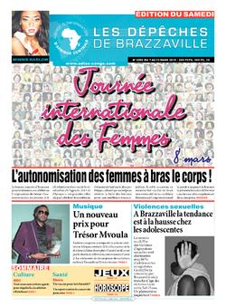 Les Dépêches de Brazzaville : Édition du 6e jour du 07 mars 2015