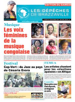 Les Dépêches de Brazzaville : Édition du 6e jour du 18 avril 2015