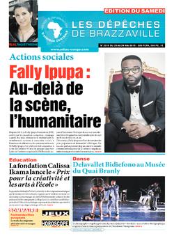 Les Dépêches de Brazzaville : Édition du 6e jour du 23 mai 2015