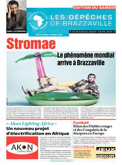 Les Dépêches de Brazzaville : Édition du 6e jour du 30 mai 2015