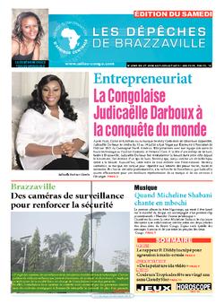 Les Dépêches de Brazzaville : Édition du 6e jour du 27 juin 2015