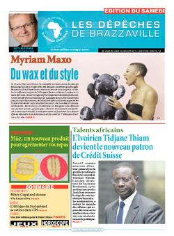 Les Dépêches de Brazzaville : Édition du 6e jour du 04 juillet 2015