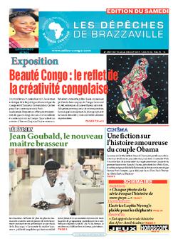 Les Dépêches de Brazzaville : Édition du 6e jour du 18 juillet 2015
