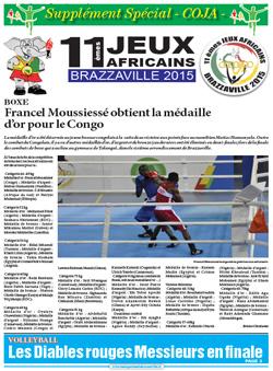 Les Dépèches de Brazzaville : Edition spéciale du 14 septembre 2015