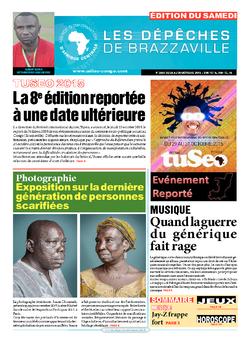 Les Dépêches de Brazzaville : Édition du 6e jour du 24 octobre 2015