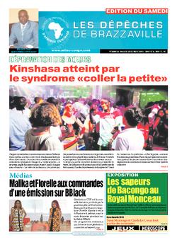 Les Dépêches de Brazzaville : Édition du 6e jour du 19 décembre 2015