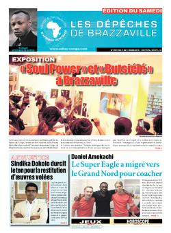Les Dépêches de Brazzaville : Édition du 6e jour du 05 mars 2016