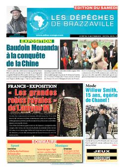 Les Dépêches de Brazzaville : Édition du 6e jour du 12 mars 2016