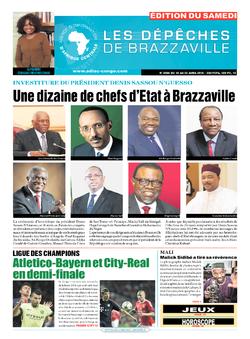 Les Dépêches de Brazzaville : Édition du 6e jour du 16 avril 2016