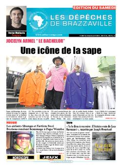 Les Dépêches de Brazzaville : Édition du 6e jour du 18 juin 2016