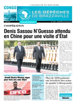 Les Dépêches de Brazzaville : Édition brazzaville du 29 juin 2016
