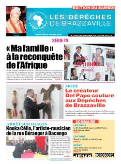 Les Dépêches de Brazzaville : Édition du 6e jour du 10 septembre 2016