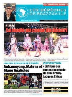 Les Dépêches de Brazzaville : Édition du 6e jour du 24 décembre 2016