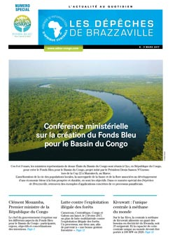 Les Dépêches de Brazzaville : Édition Spaciale