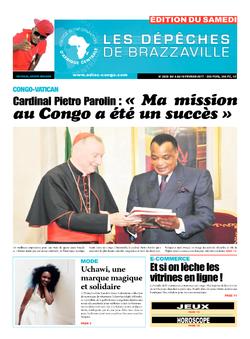 Les Dépêches de Brazzaville : Édition du 6e jour du 04 février 2017