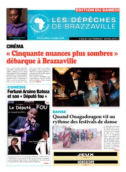Les Dépêches de Brazzaville : Édition du 6e jour du 11 février 2017