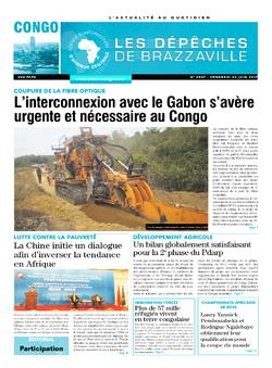 Les Dépêches de Brazzaville : Édition brazzaville du 23 juin 2017