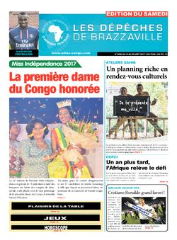 Les Dépêches de Brazzaville : Édition du 6e jour du 19 août 2017