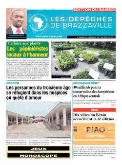 Les Dépêches de Brazzaville : Édition du 6e jour du 04 novembre 2017