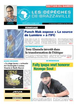 Les Dépêches de Brazzaville : Édition du 6e jour du 20 janvier 2018