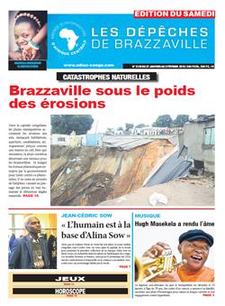 Les Dépêches de Brazzaville : Édition du 6e jour du 27 janvier 2018