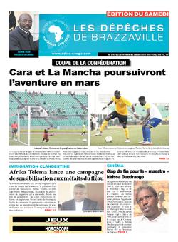 Les Dépêches de Brazzaville : Édition du 6e jour du 24 février 2018