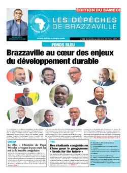 Les Dépêches de Brazzaville : Édition du 6e jour du 28 avril 2018