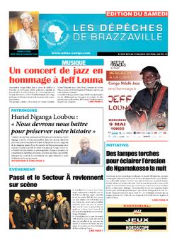 Les Dépêches de Brazzaville : Édition du 6e jour du 05 mai 2018