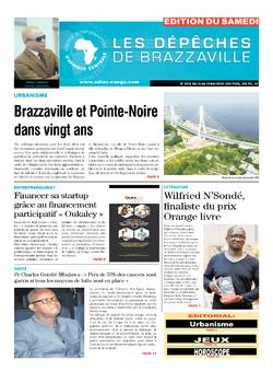 Les Dépêches de Brazzaville : Édition du 6e jour du 12 mai 2018