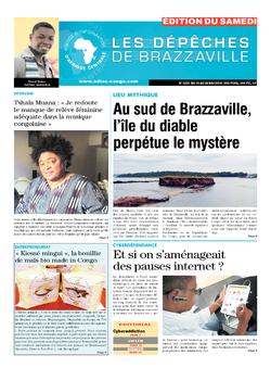Les Dépêches de Brazzaville : Édition du 6e jour du 19 mai 2018