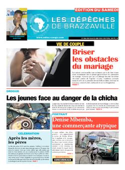 Les Dépêches de Brazzaville : Édition du 6e jour du 16 juin 2018