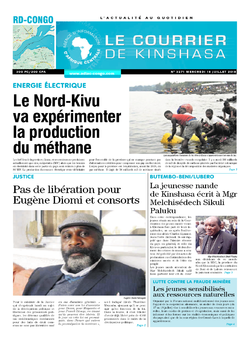 Les Dépêches de Brazzaville : Édition brazzaville du 18 juillet 2018