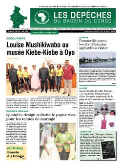 Les Dépêches de Brazzaville : Édition du 6e jour du 03 novembre 2018